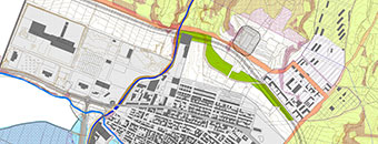 Redacción de planeamiento municipal